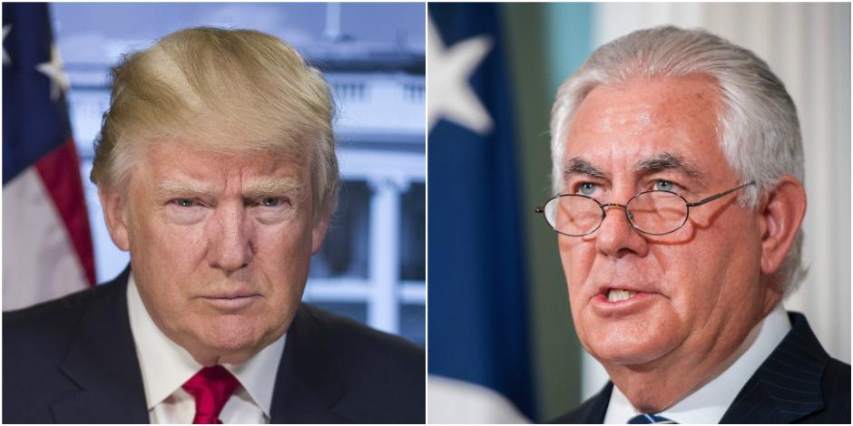 Pourquoi Donald Trump a-t-il viré son secrétaire d'Etat Rex Tillerson