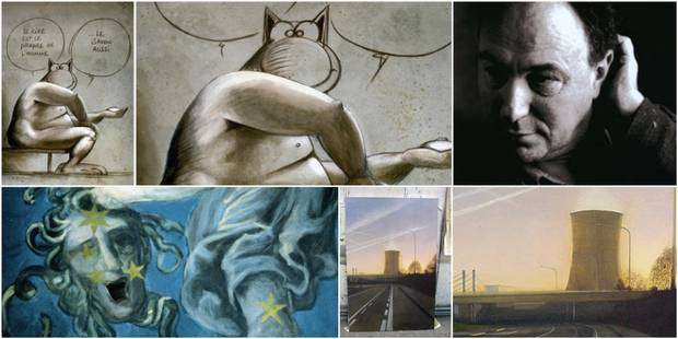 Le peintre belge Alexandre Obolensky est décédé - La Libre