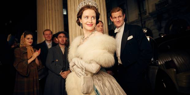 """Dans la série """"The Crown"""", la reine est moins bien payée que le prince - La Libre"""