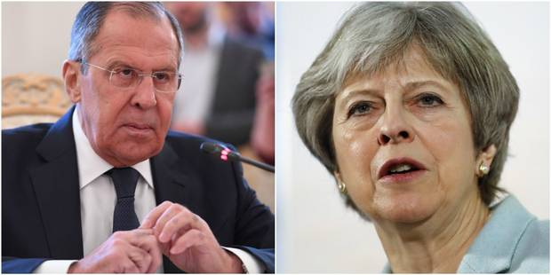 """Moscou réagit aux sanctions britanniques: """"Notre riposte ne se fera pas attendre"""" - La Libre"""