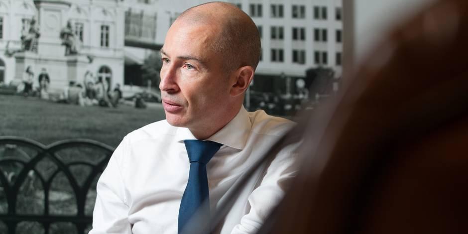 Le CEO de KBC Brussels quitte la banque