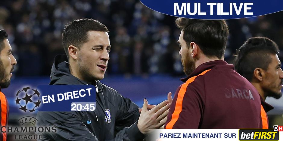 Barça-Chelsea : Fabregas y croit dur comme fer