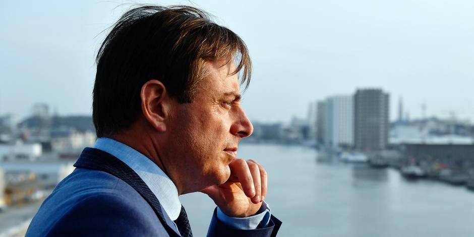 """Bart De Wever : """"Sur les étrangers, les Romains n'étaient pas naïfs comme nous"""""""