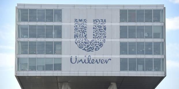 Unilever quitte Londres et devient 100% néerlandais - La Libre
