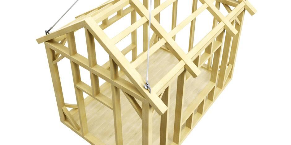 Construire en bois, c'est tendance…