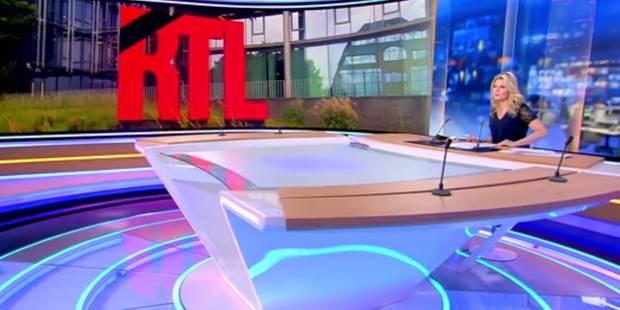 Plan social chez RTL Belgium: Caroline Fontenoy peine à retenir ses larmes, Ingrid Franssen pousse un gros coup de gueul...