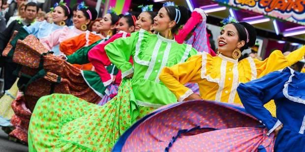 Saint-Ghislain: le festival mondial du folklore prépare sa 35e édition - La Libre