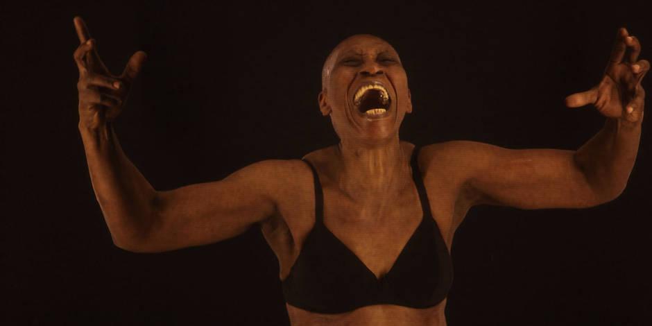 """Germaine Acogny danse """"la fierté d'être soi-même"""""""