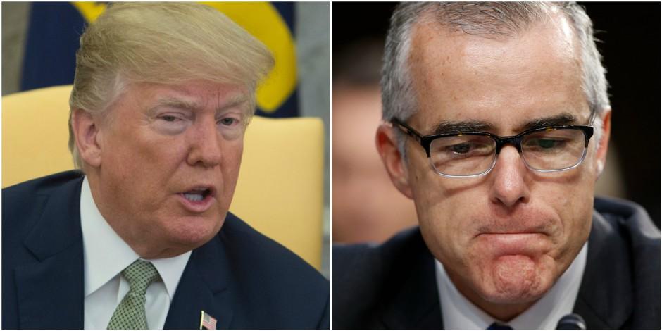 Limogeage choc au FBI: Trump applaudit, avalanche de critiques