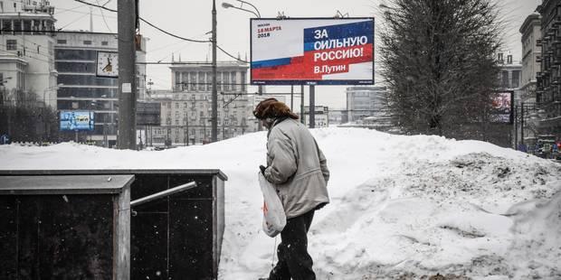 Les 5 dates-clés de la Russie post-soviétique - La Libre