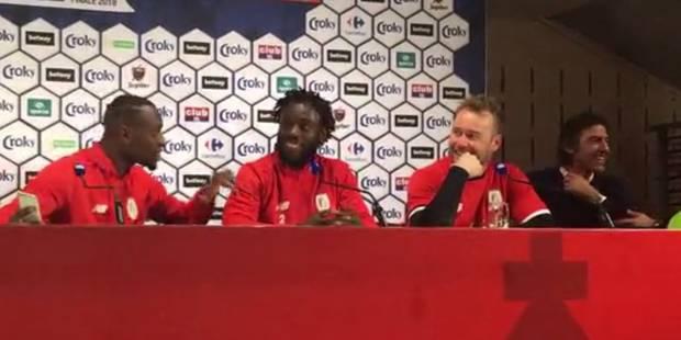 Sa Pinto chahuté par ses joueurs en conférence de presse après le sacre en Coupe de Belgique (VIDEO) - La Libre