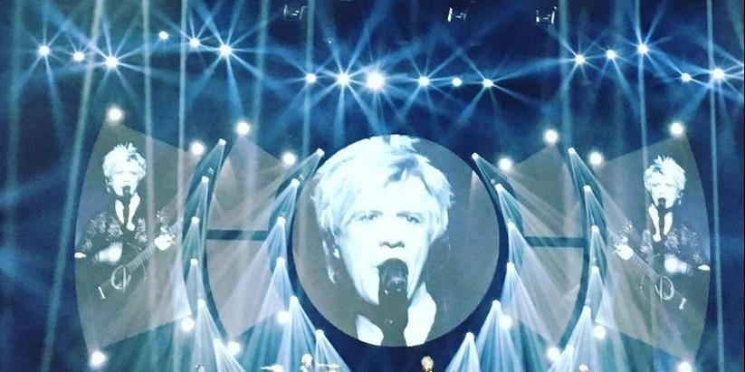 """Indochine n'a pas manqué son retour à Bruxelles: Quel """"p***** de concert"""""""