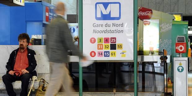 Une grosse opération de contrôle est prévue lundi dans les transports bruxellois - La Libre