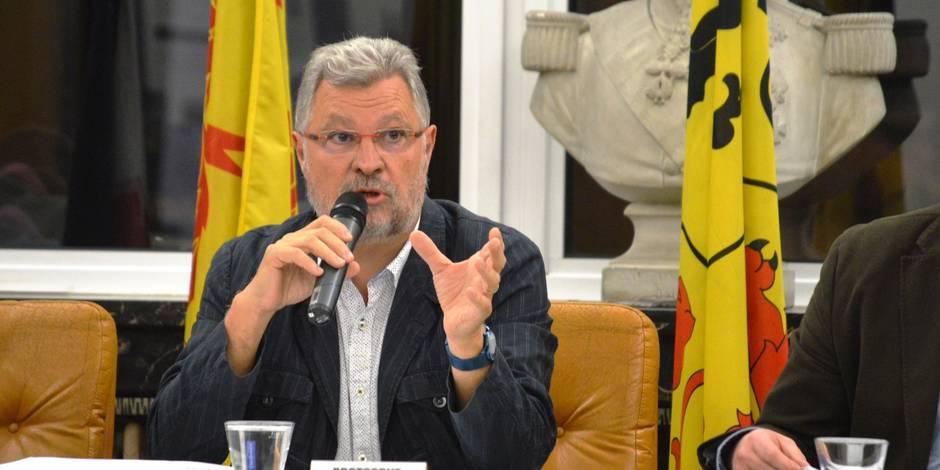Christian Brotcorne, député cdH, dit comprendre la grogne judiciaire