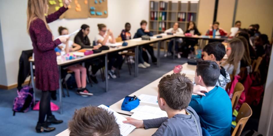 Plus de 1000 enseignants demandent la révision du Pacte d'excellence (OPINION)