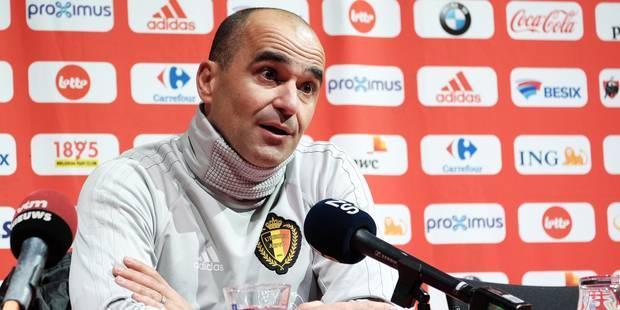 Roberto Martinez dévoilera si possible directement sa liste de 23 joueurs pour le Mondial (VIDEO) - La Libre