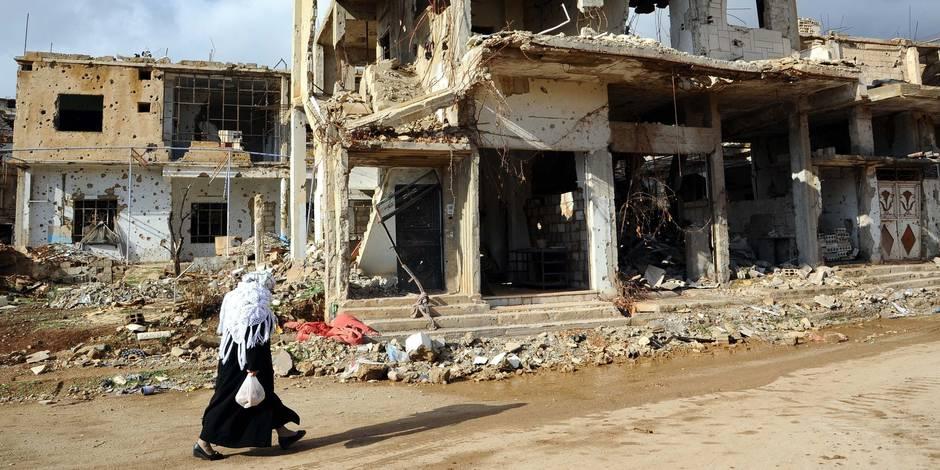 """En Syrie, """"baiser toutes les femmes pour les punir"""""""