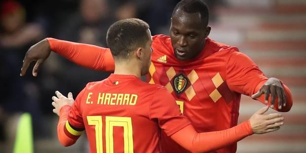 """Découvrez le maillot """"Away"""" des Diables rouges pour la Coupe du Monde (PHOTO) - La Libre"""