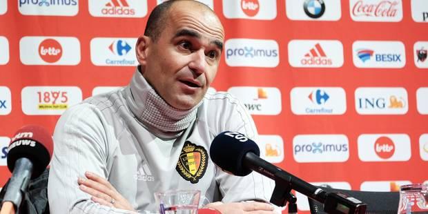 """Roberto Martinez: """"Michel Preud'homme? On en discutera après le Mondial"""" - La Libre"""