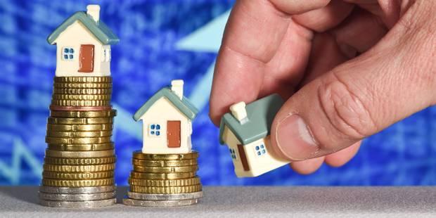 Le patrimoine immobilier des Belges atteint 334% du PIB belge - La Libre