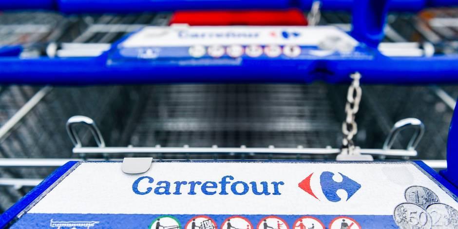 Carrefour: les syndicats veulent la conclusion d'un plan social avant l'été - La Libre