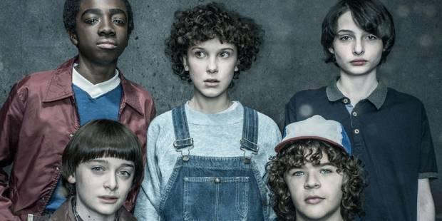 Les jeunes acteurs de Stranger Things vont voir leur salaire multiplié par... 10 ! - La Libre