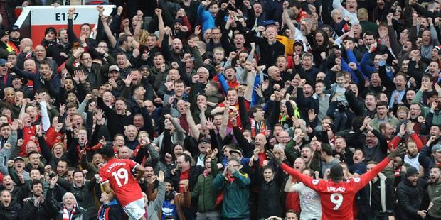 Manchester United demande à ses fans des solutions pour améliorer l'ambiance à Old Trafford - La Libre
