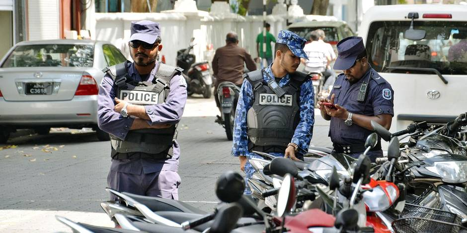 Maldives in state of emergency