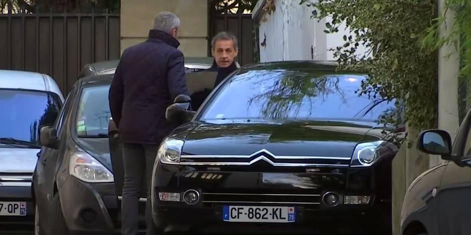 Financement libyen: Sarkozy interdit d'aller en Libye, de rencontrer Guéant et Hortefeux