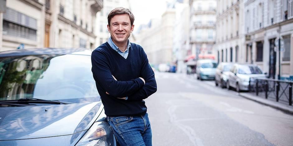 """""""Airbnb"""" pour voitures: Le n°1 européen de la location passe à la vitesse supérieure en Belgique - La Libre"""