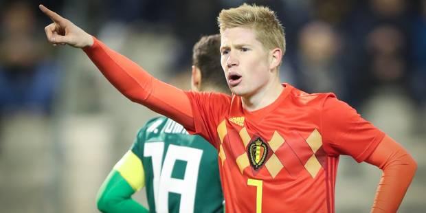 """De Bruyne: """"C'est l'équipe belge la plus forte de l'histoire, c'est le moment ou jamais"""" - La Libre"""