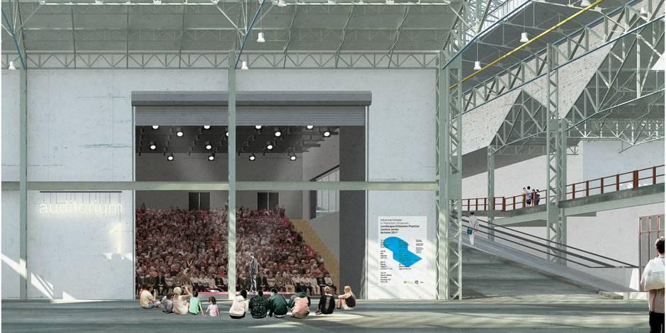 Kanal-Centre Pompidou sera une ville dans la ville (ANALYSE) - La Libre