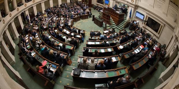 La loi de relance économique (enfin) adoptée à la Chambre - La Libre