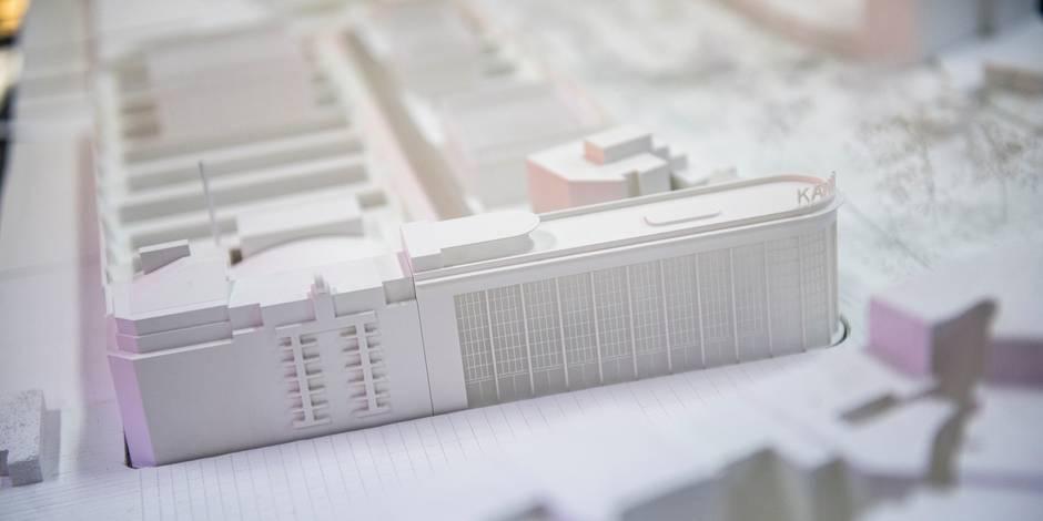 Edito: le musée Kanal-Centre Pompidou, une ambition à partager - La Libre