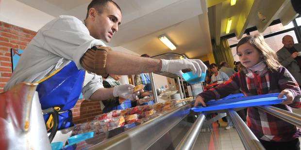 Des repas gratuits dans certaines écoles maternelles dès septembre - La Libre