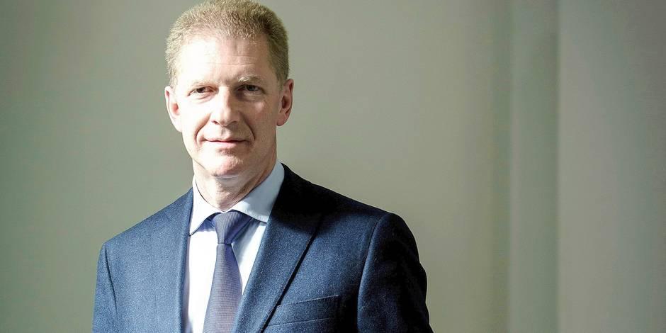 Axel Miller, CEO de D'Ieteren