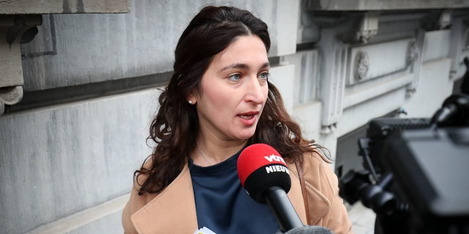 "Zuhal Demir: ""On peut prêter des œuvres à Kanal"""