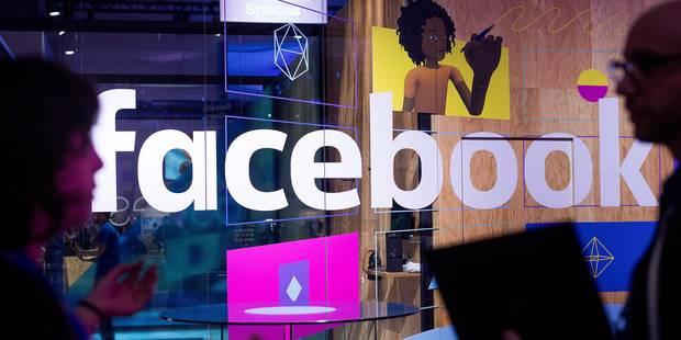 Qu'est-ce qui fait tourner Facebook? - La Libre