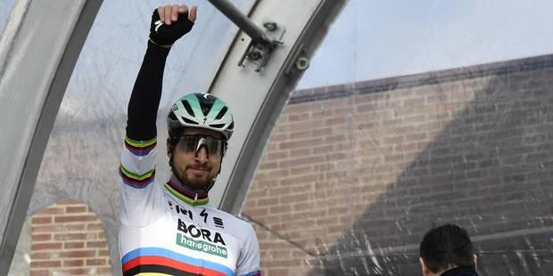 Peter Sagan remporte Gand-Wevelgem et rejoint Tom Boonen au palmarès avec trois succès - La Libre