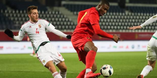 Qualifs Euro 2019: nos U21 battent la Hongrie (3-0) et s'isolent en tête de son groupe - La Libre