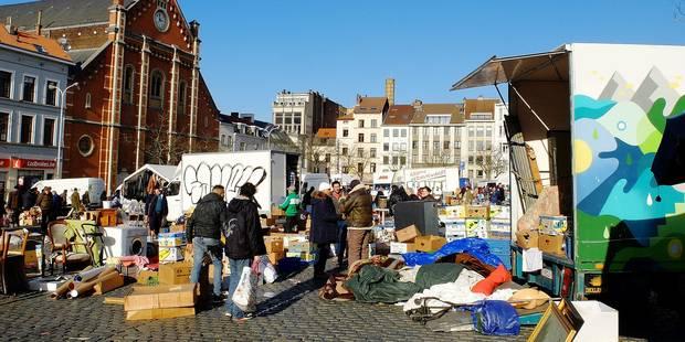 Bruxelles-Ville: l'inquiétude des Marolliens pour leur quartier - La Libre