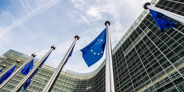 La Commission européenne prévoit un énorme projet architectural à la rue de la Loi - La Libre