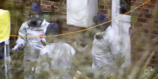 L'ex-espion russe empoisonné a eu un premier contact avec l'agent innervant chez lui - La Libre