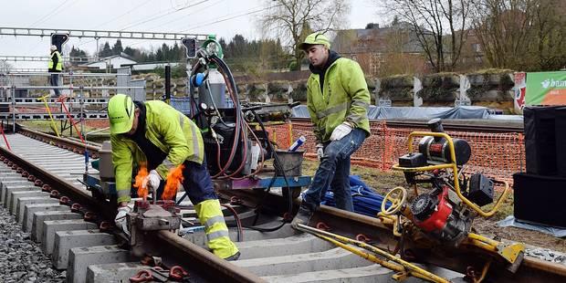 RER: le Brabant wallon devra attendre 2026 - La Libre
