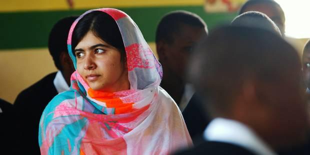 Six ans plus tard, le prix Nobel de la paix Malala est de retour chez elle, au Pakistan (VIDEO) - La Libre