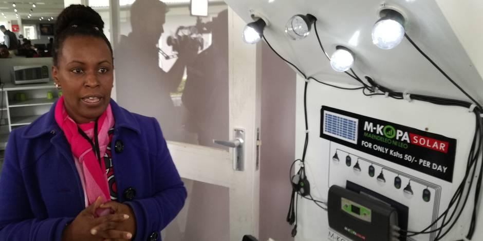 Pourquoi les start-up belges lorgnent le Kenya - La Libre