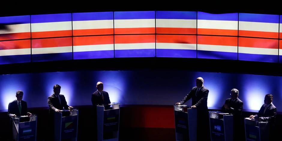 Le candidat du centre gauche remporte la présidentielle — Costa Rica