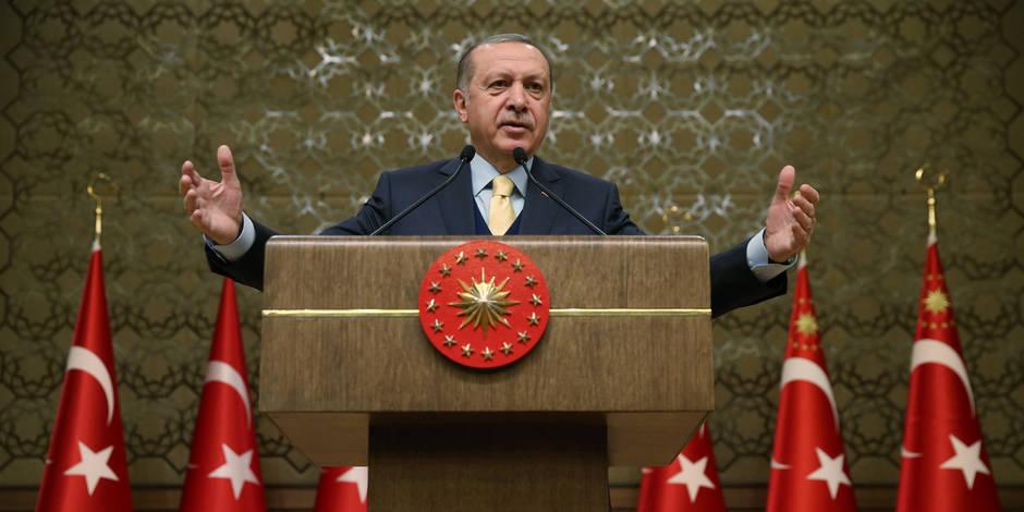 """""""Les négociations d'adhésion de la Turquie à l'UE doivent se poursuivre"""" (RIPOSTES) - La Libre"""