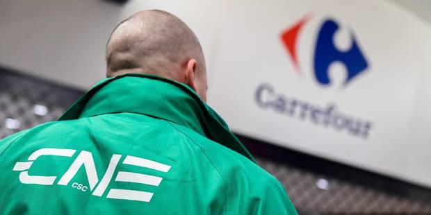 Plan de restructuration de Carrefour: 8 magasins Carrefour en grève ce vendredi - La Libre