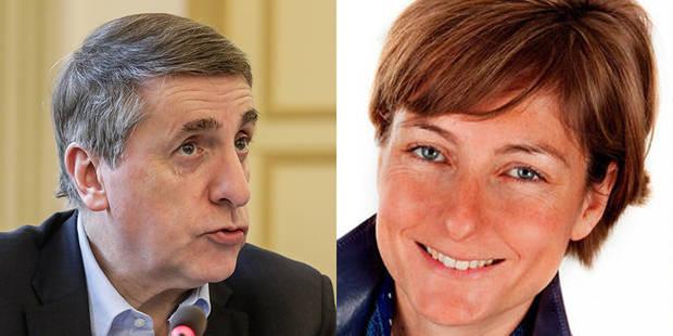 Julie Bolle, ancienne cheffe de groupe MR, rejoint la liste communale d'Olivier Maingain - La Libre